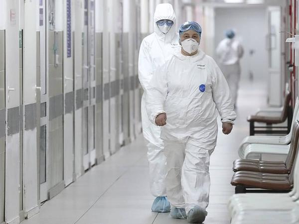 Moskvada koronavirusdan ölənlərin sayı 2 624 nəfərə çatıb