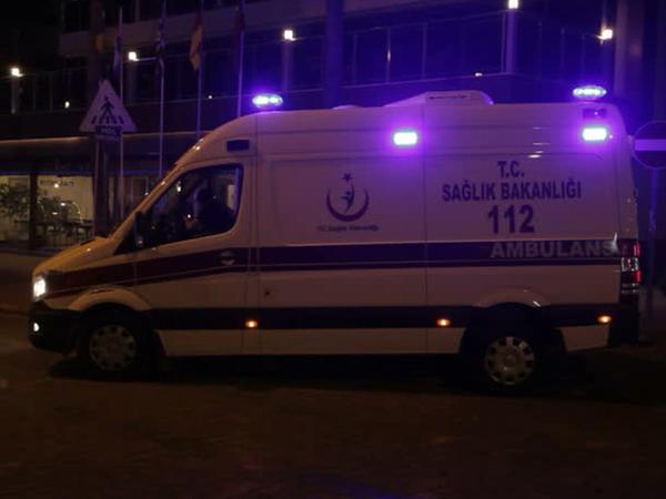 Türkiyədə jandarma avtomobili uçuruma düşdü, ölənlər var