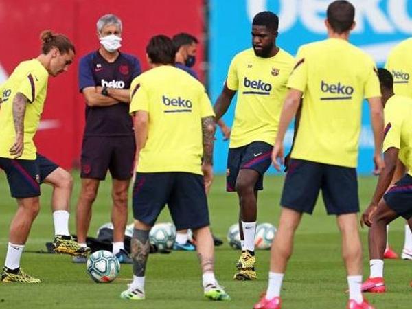 """""""Barselona""""nın 5 futbolçusu koronavirusdan sağaldı"""