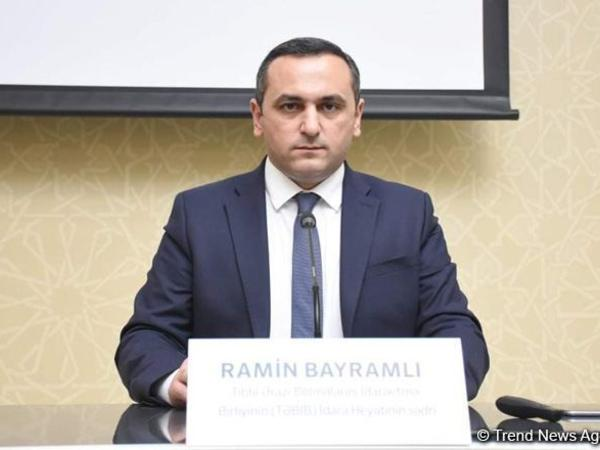 """Ramin Bayramlı: """"Koronavirus xəstələrinin sayı artıqca ağır xəstələrin də sayı artır"""""""