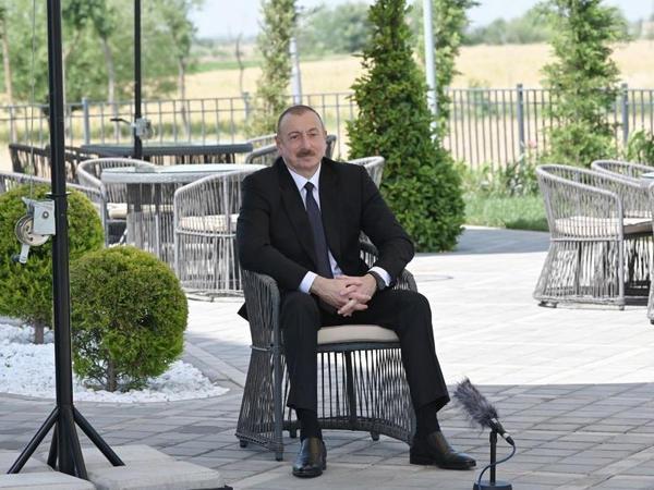 Azərbaycan Prezidenti: Ölkəmizin hər bir yerində işlər plan üzrə, ardıcıllıqla, prioritetləri düzgün müəyyənləşdirməklə görülməlidir