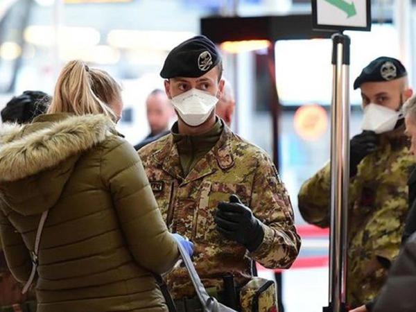 İtaliyada daha 321 nəfərdə koronavirus aşkarlanıb
