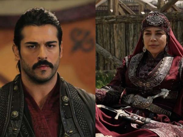 "&quot;Kuruluş Osman&quot;da yeni aktrisa - <span class=""color_red""> FOTO</span>"
