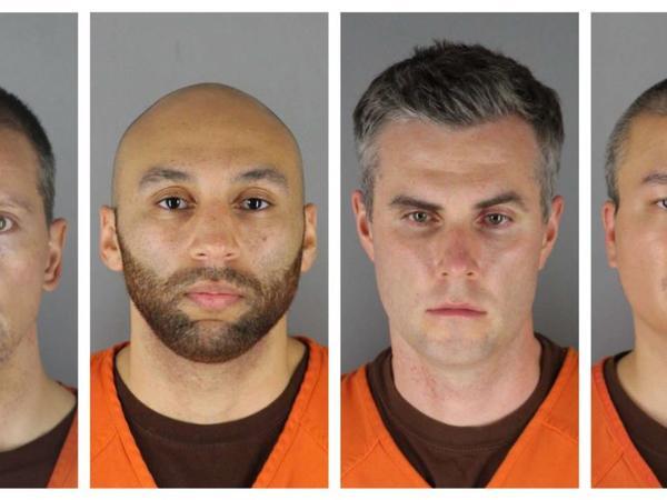 Corc Floydun ölümü ilə əlaqədar daha üç polis zabitinə qarşı cinayət işi açılıb