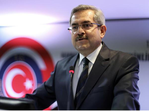 """Prezident İlham Əliyev Necdet Ünüvarı """"Dostluq"""" ordeni ilə təltif etdi"""