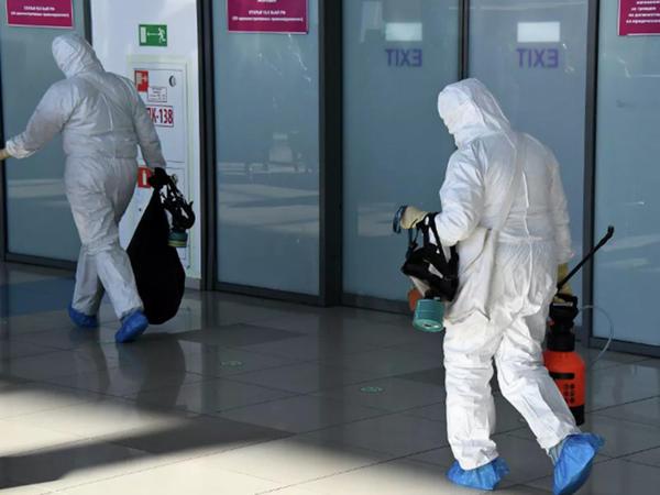 Rusiyada koronavirusdan ölənlərin sayı 5 500-ü keçib