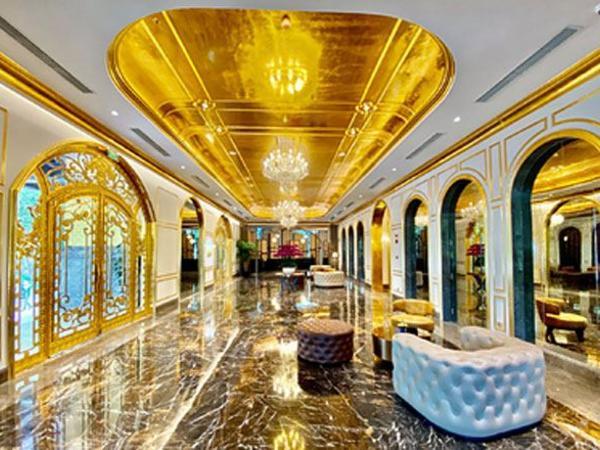 Vyetnamda bütünlüklə qızıldan hazırlanan hotel açılıb