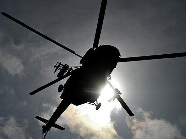 İndoneziyada helikopter qəzasında 4 nəfər ölüb