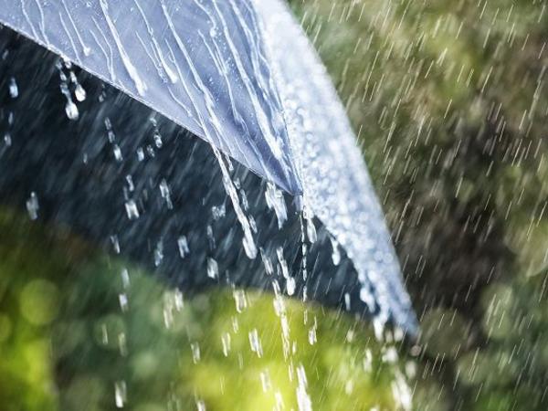 Əksər rayonlarda şimşək çaxıb, yağış yağıb - FAKTİKİ HAVA