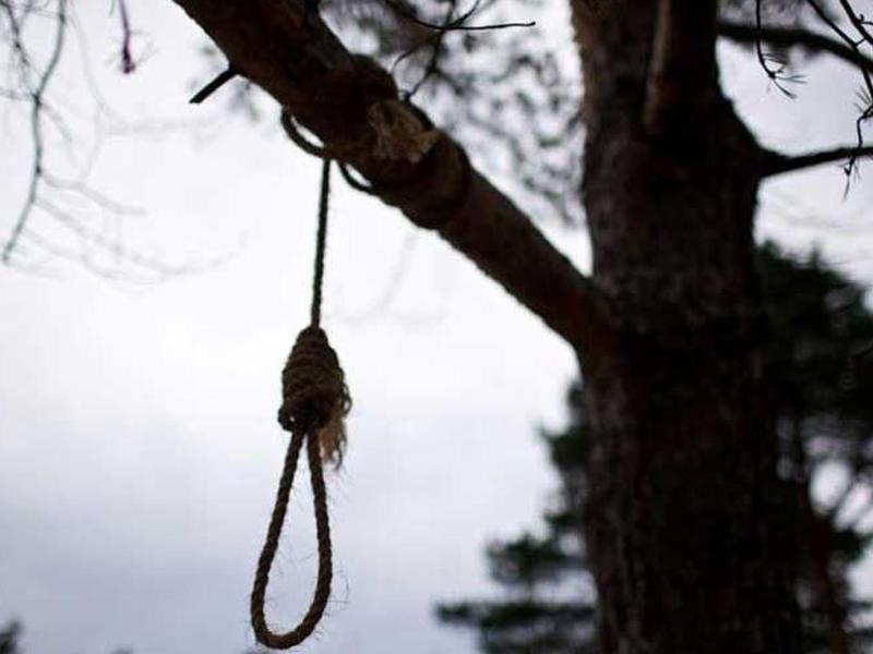 82 yaşlı kişi intihar etdi