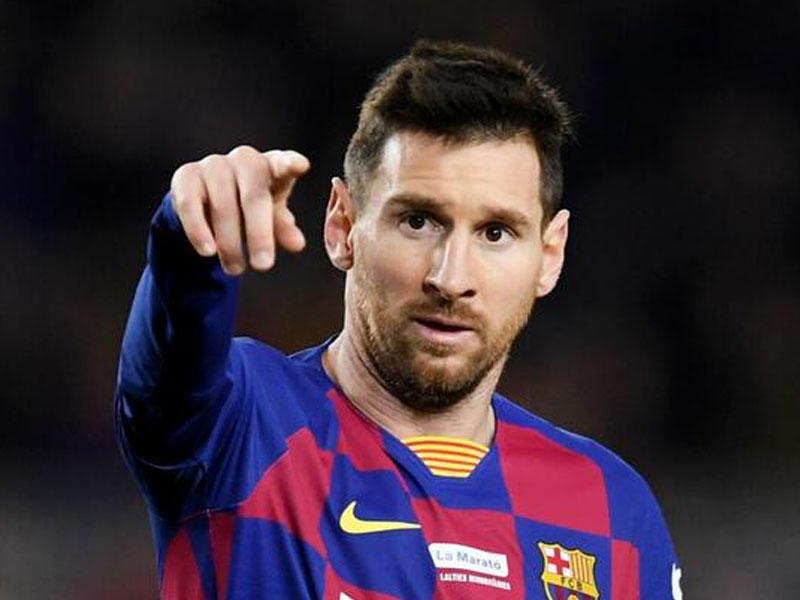 """""""Barselona"""" Messi ilə anlaşdı -"""