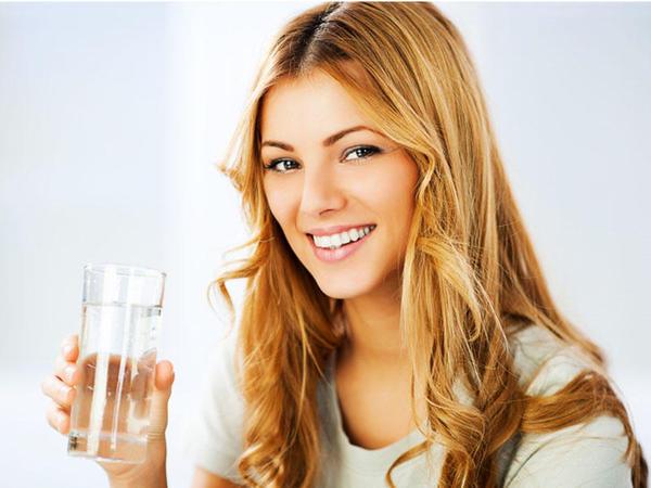 Qazsız suyun faydaları