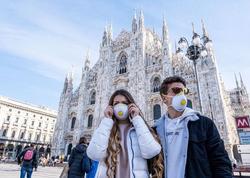İtaliyada 24 saatda 1444 yeni yoluxma qeydə alındı
