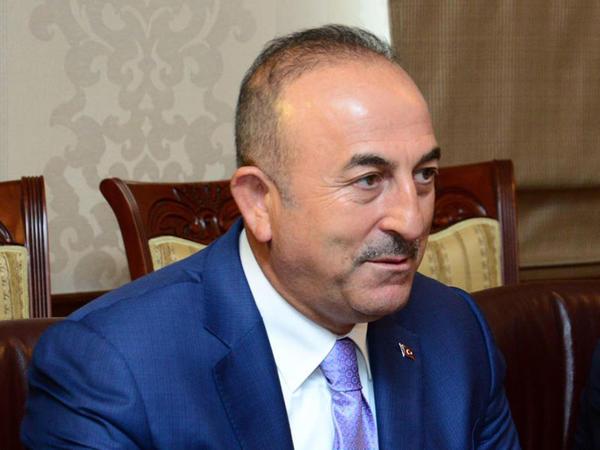 """Çavuşoğlu: """"Fransa Türkiyədən üzr istəməlidir"""""""