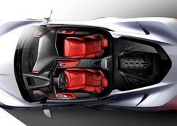 Corvette modelinin ən güclü versiyası Zora adlandırıla bilər - FOTO