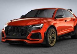 Lumma Design atelyesi Audi RS Q8 modeli üçün yeni proqram hazırlayıb - FOTO