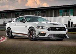 Ford şirkəti Mustang Mach 1 modelini təqdim edib - FOTO