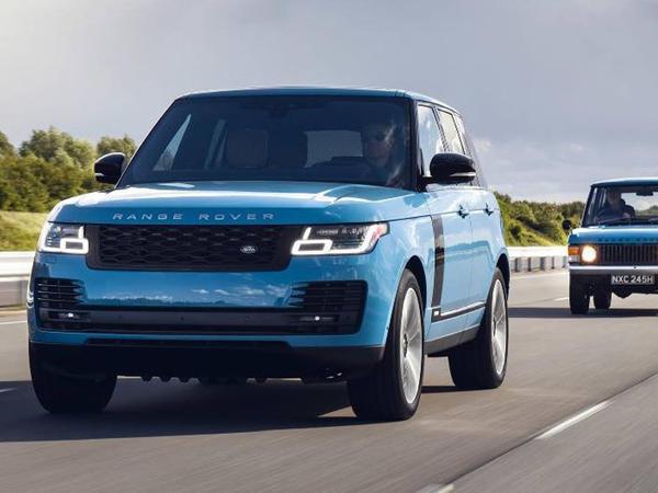 Range Rover modeli 50 illik yubileyini qeyd edir - FOTO