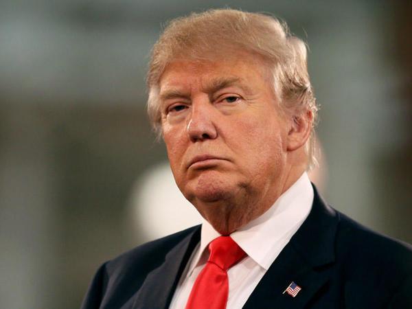 Tramp ABŞ-ın NATO-dan çıxması ilə bağlı danışdı