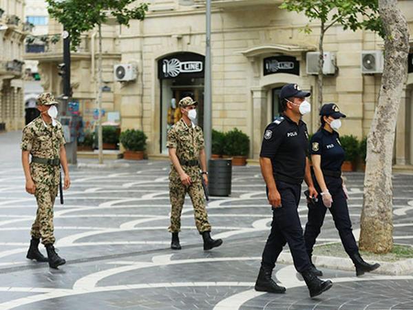 Operativ Qərargah: Xüsusi karantin rejiminin tələblərini pozanlar məsuliyyətə cəlb olunacaq