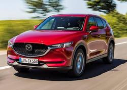 2021-ci model ilinin Mazda CX-5 modeli təqdim edilib - FOTO