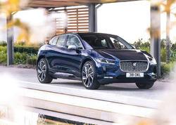 Jaguar I-Pace yenilikləri əldə edib - FOTO