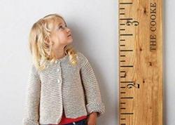 Uşaqlarda boy artımı üç aydan bir ölçülərək nəzarətdə saxlanılmalıdır