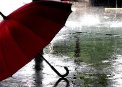 Bakıda yağış, güclü külək olacaq, rayonlarda leysan, dolu yağacaq
