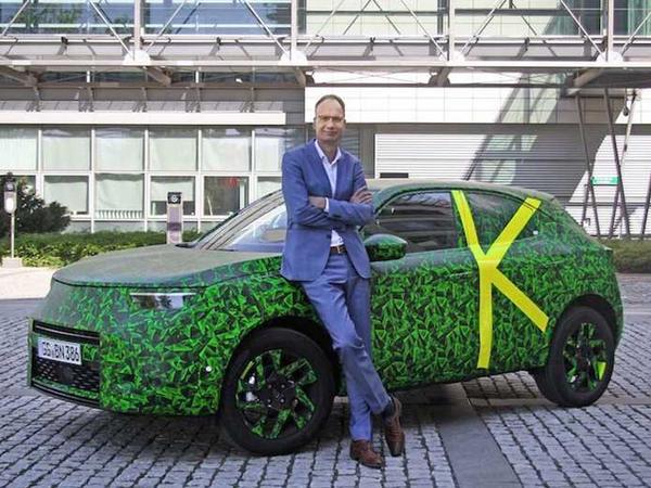 Opel Mokka modelinin yeni tizerini dərc edib - VİDEO