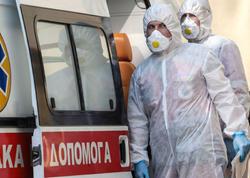 Ukraynada koronavirusa yoluxanların sayı 41 min nəfəri keçib