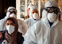 İranda daha 2 628 nәfәr koronavirusa yoluxub