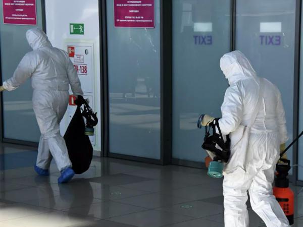 Rusiyada koronavirusdan ölənlərin sayı 11 mini keçdi
