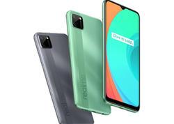 """""""Realme C11"""" smartfonu """"MediaTek Helio G35"""" prosessoru ilə təchiz edilib"""