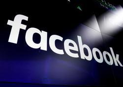 """""""Facebook"""" yüzlərlə hesabı sildi"""