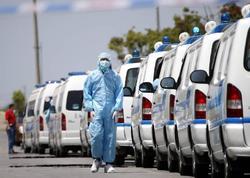 Çində ötən sutka koronavirusdan ölüm halı qeydə alınmayıb