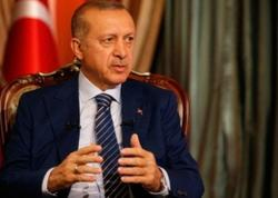 Ərdoğan: Türkiyə Suriyanın ərazi bütövlyünün qorunması üçün əlindən gələni edəcək