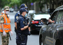 Bakıdakı polis postları ləğv edilir - Rəsmi açıqlama