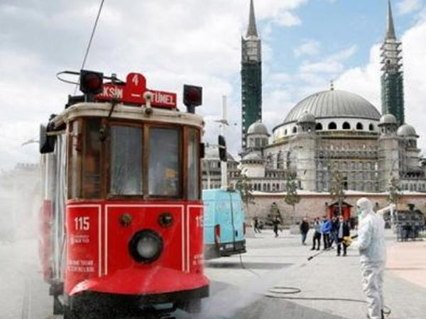 Türkiyədə koronavirusdan sağalanların sayı 176 min nəfəri ötüb