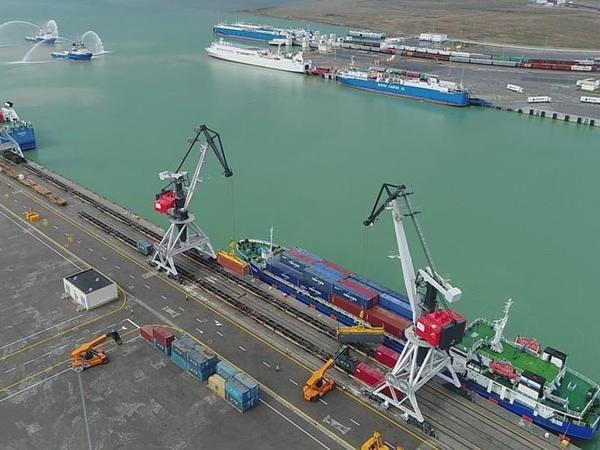 Polşa liman infrastrukturlarının inkişafı təcrübələrini Azərbaycanla bölüşməyə hazırdır