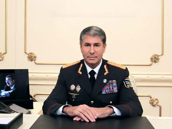 """Vilayət Eyvazov: """"Son illərdə 21 mindən artıq cinayətkar qrup zərərsizləşdirilib, axtarışda olan 55 mindən artıq şəxs saxlanılıb"""""""