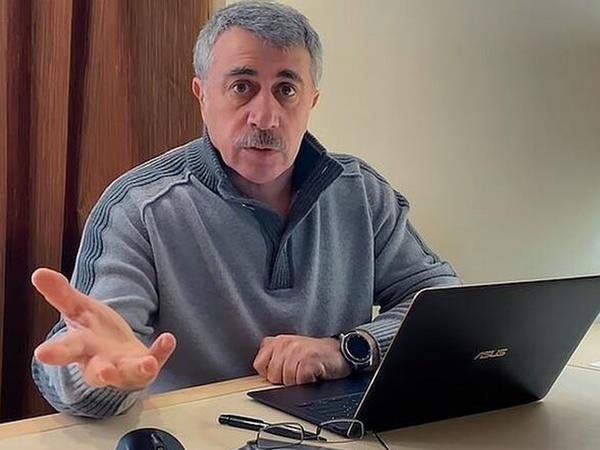 """Komarovski: """"Qaragilə tərkibli preparatların əksəriyyəti..."""""""