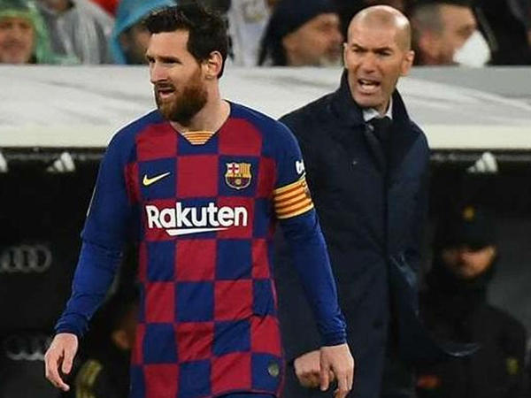 Zidandan Messi açıqlaması