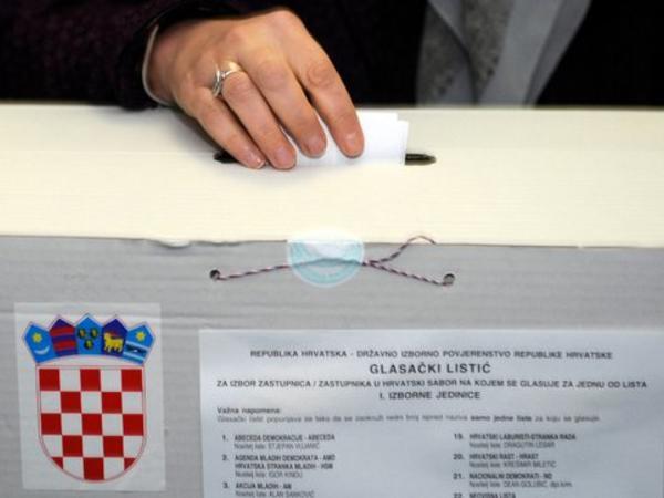 Xorvatiyada parlament seçkiləri keçirilir
