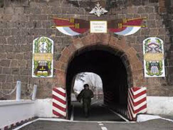 Ermənistanda Rusiya hərbçisinin meyiti tapılıb