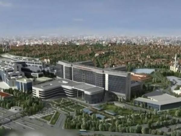 COVID-19 pandemiyası ilə əlaqədar İstanbulda daha bir xəstəxana istifadəyə verilib