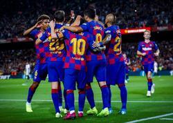 """Vilyareal"" - ""Barselona"" oyununda 5 qol vuruldu"