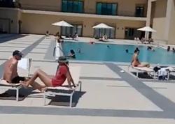 """Bakıda daha bir məşhur hoteldə karantin qaydaları pozuldu - <span class=""""color_red"""">VİDEO</span>"""