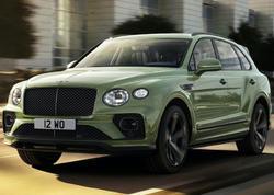 Yenilənmiş Bentley Bentayga modeli təqdim edilib - VİDEO - FOTO