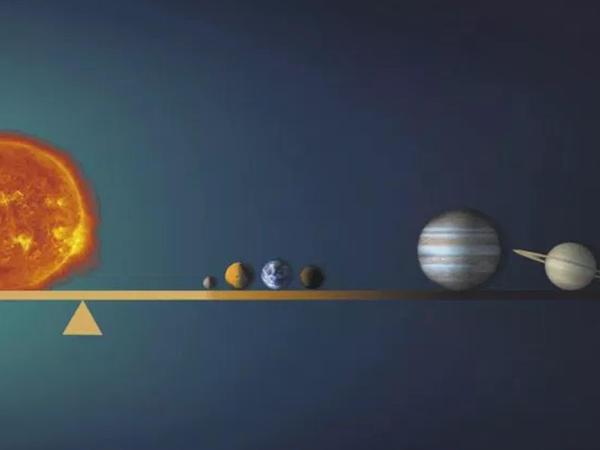 Alimlər Günəş sisteminin cazibə mərkəzini tapıb