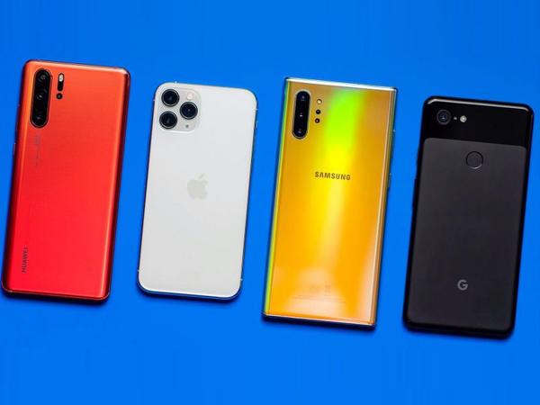 Samsung, Huawei, Xiaomi və Apple şirkətlərinin bazar payı açıqlanıb
